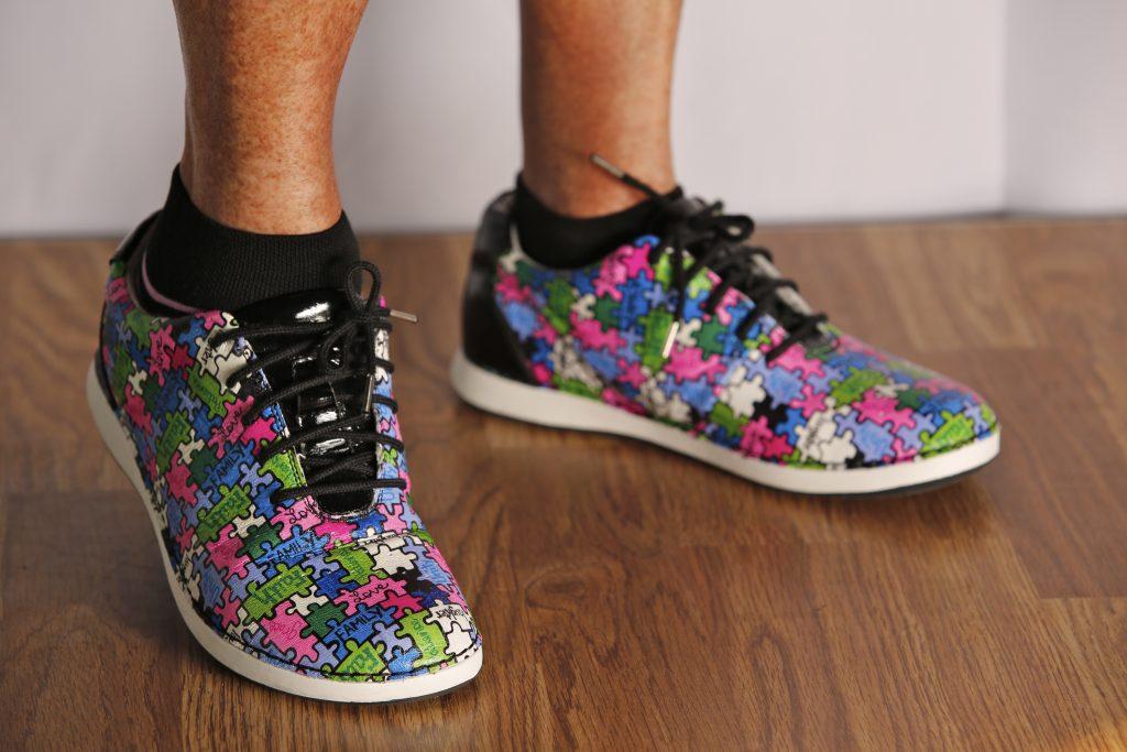 Puzzle shoes