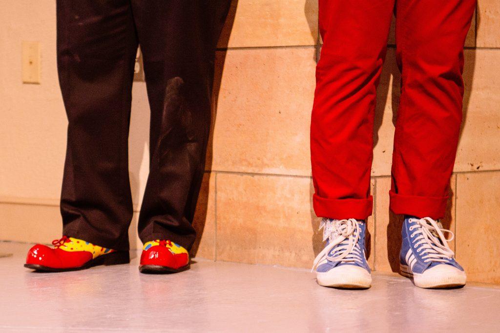 Swank Soles men's finalists