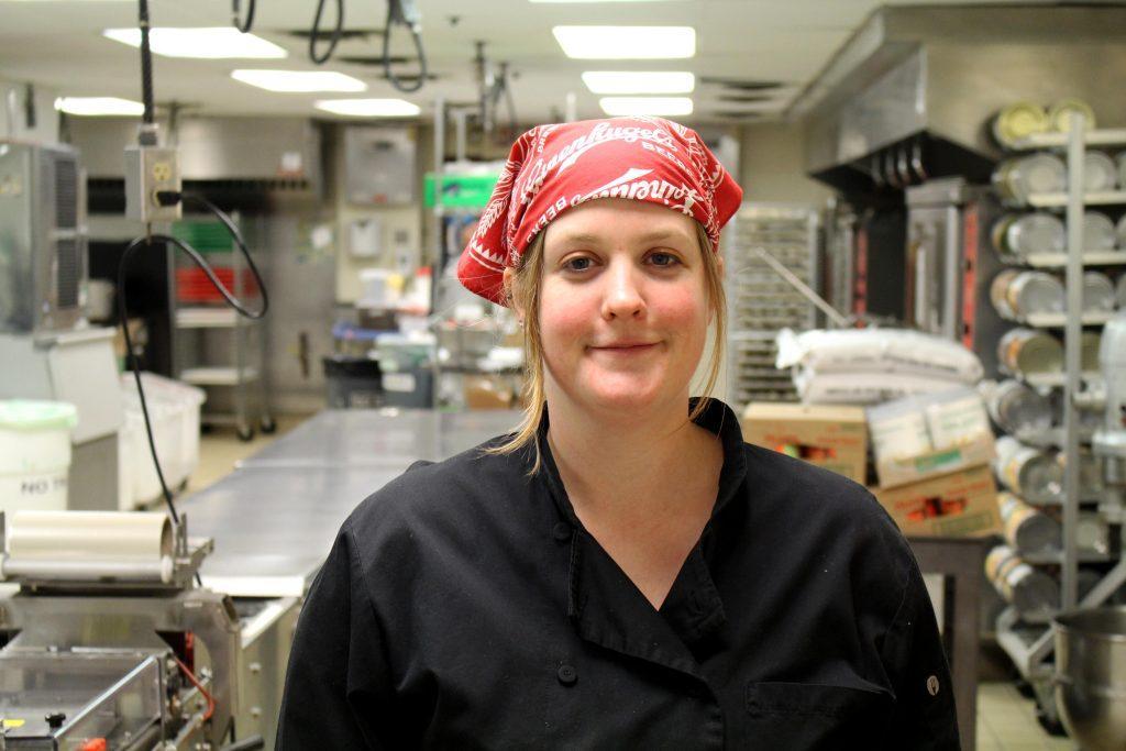 New Meals on Wheels Kitchen of Opportunities Chef Michelle Spieker