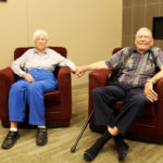 Rod and Marge Jenkins, longtime Meals on Wheels volunteers