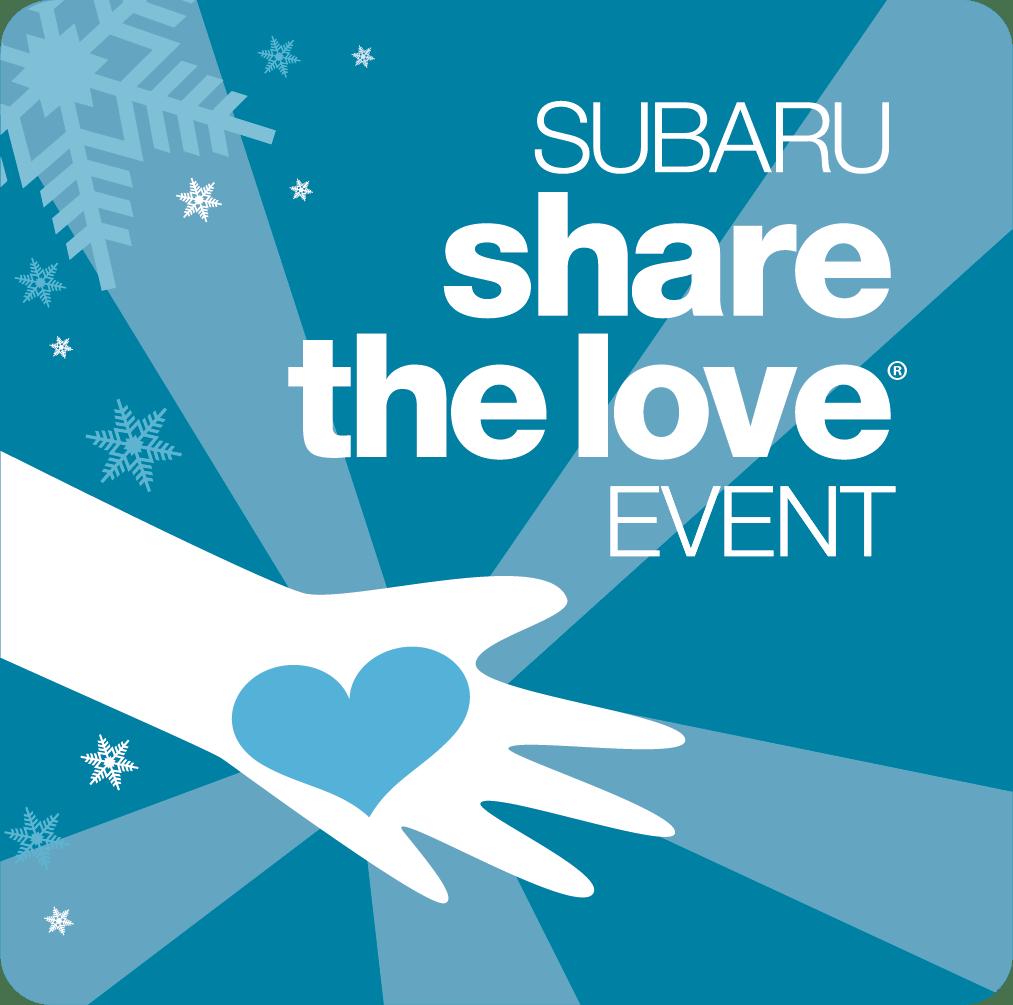 Share the Love logo