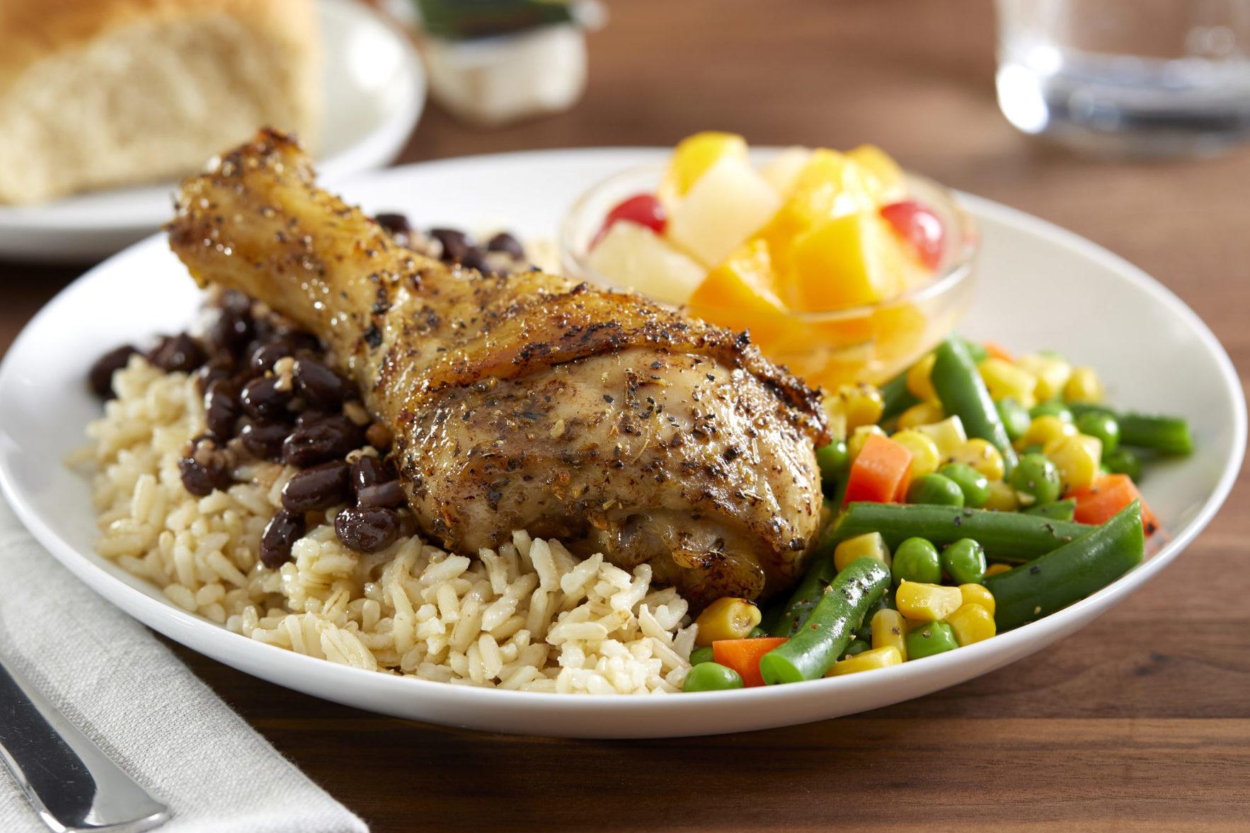 Latino Roast Chicken