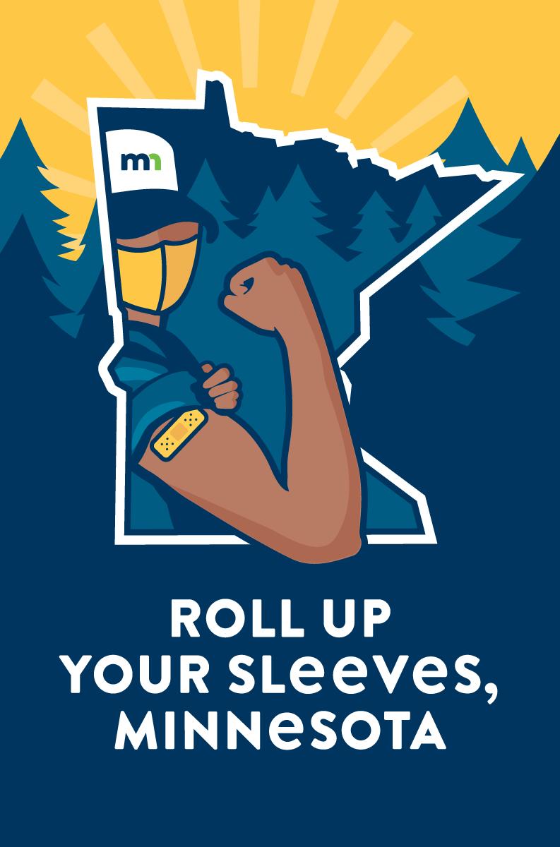 Minnesota Vaccine Logo
